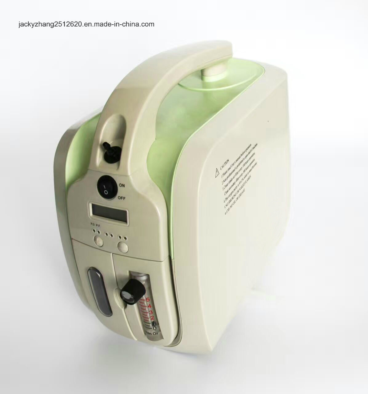 Brotie Portable Oxygen Concentrator