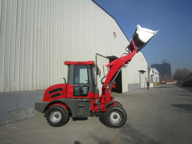 Hzm Zl15 Mini Wheel Loader with CE