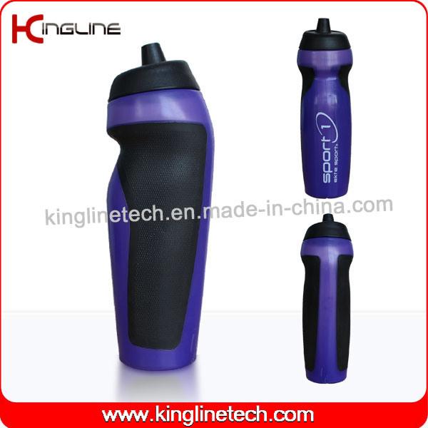 Plastic Sport Water Bottle, Plastic Sport Bottle, 600ml Plastic Drink Bottle (KL-6631)
