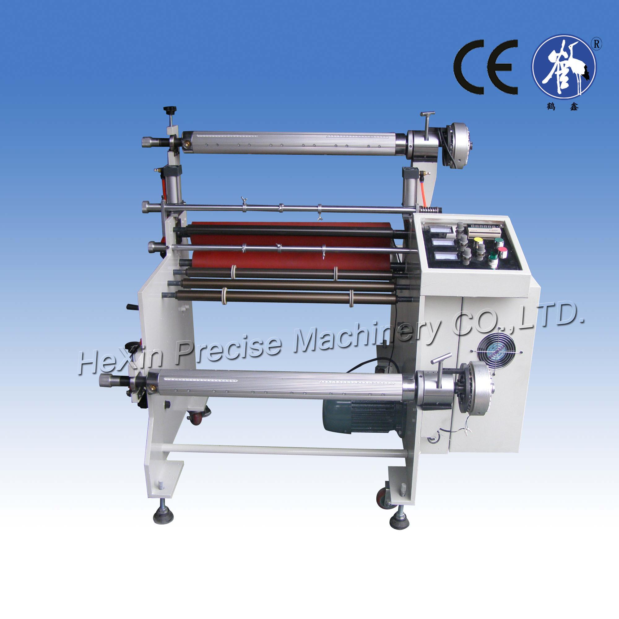 Hx-650t High Precise Cold Laminating Machine