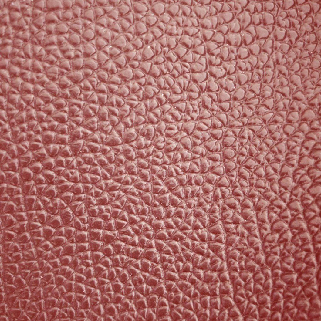 SGS Gold Z076 Automotive Leather Upholstery Leather Steering Wheel Cover Leather Artificial PVC Leather