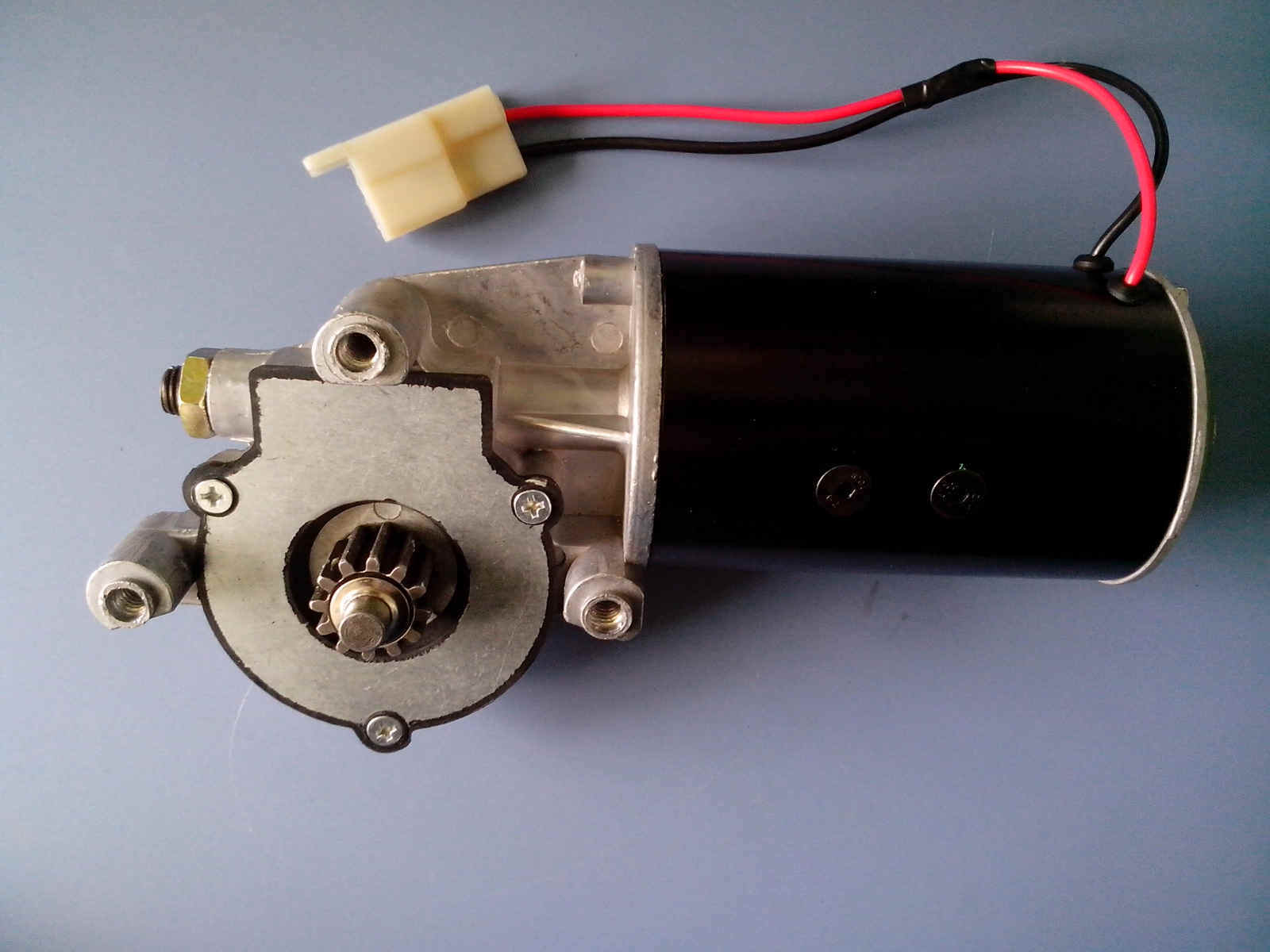 China 12v high torque electric power window motor brushes for Electric motor for skylight