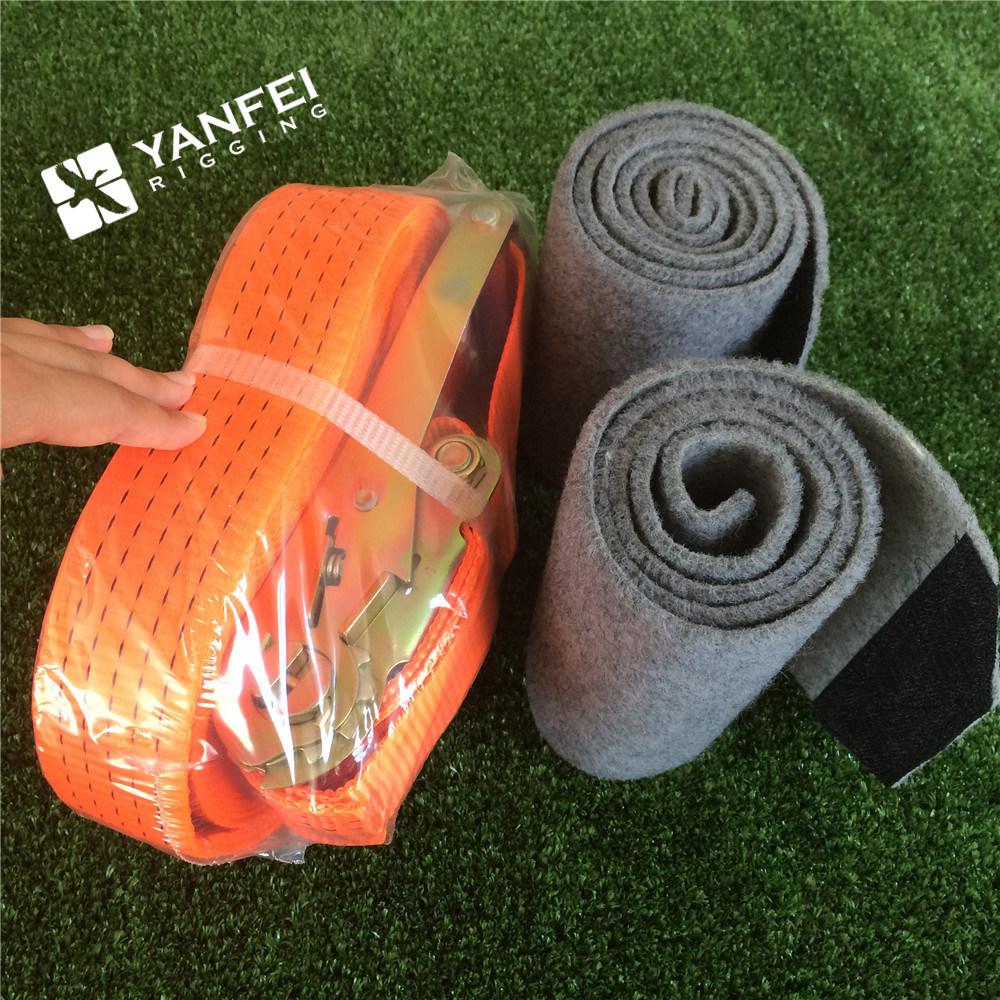 5ton X 15m Polyester Trickline Slackline with Tree Protectors