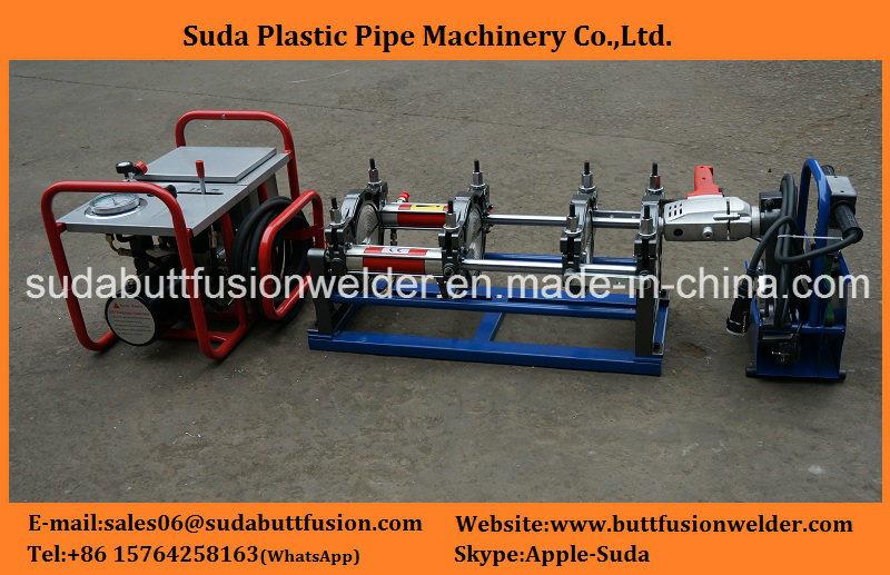 Sud200h HDPE Butt Fusion Welding Machine/Electrofusion Welding Machine