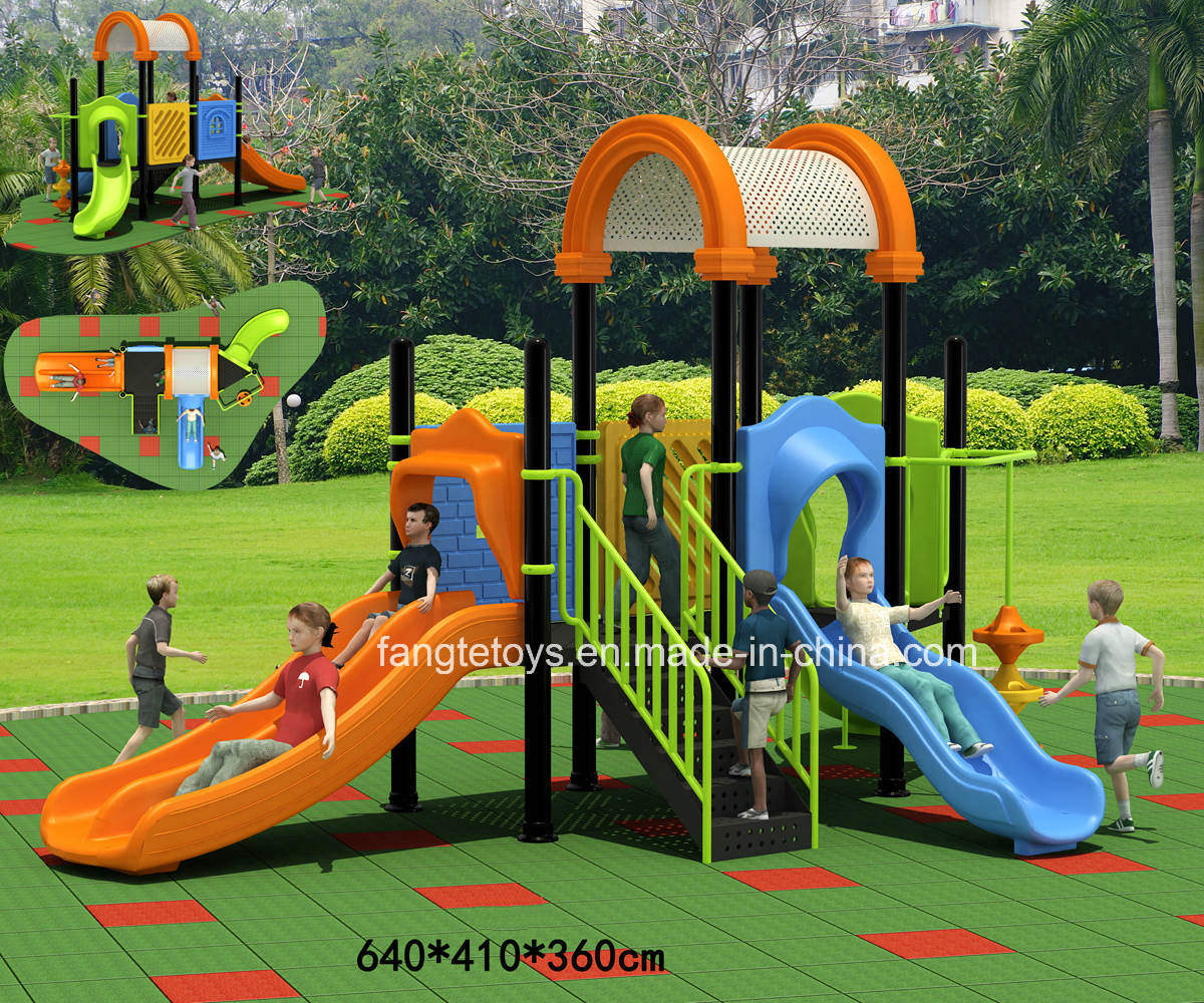Outdoor Playground Equipment FF-PP215