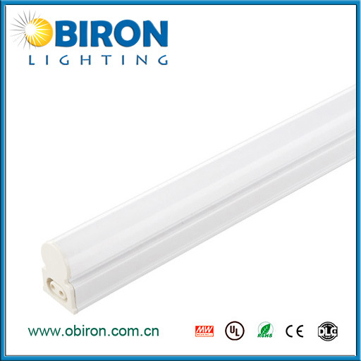 4W-16W T5 LED Tube with Integrated Bracket (round cap)