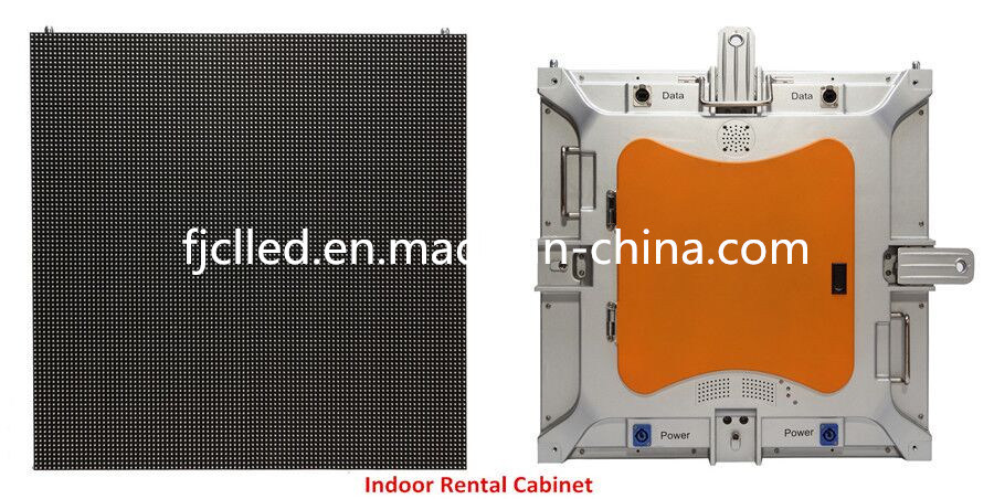 Epistar Chip P4 Full Color LED Screen Module Signage