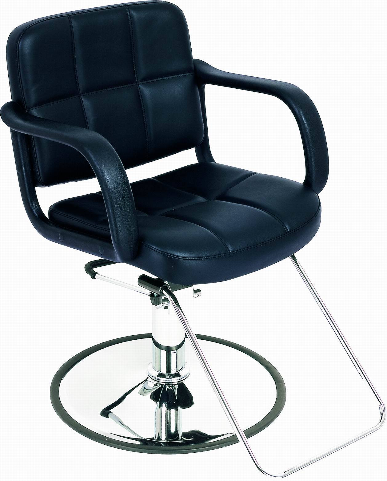 China beauty salon styling chair ly6375 china salon for Salon chairs