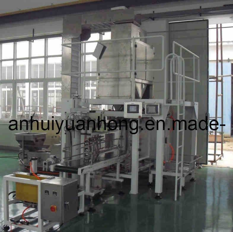 Paper Bag Filling and Packaging Machine