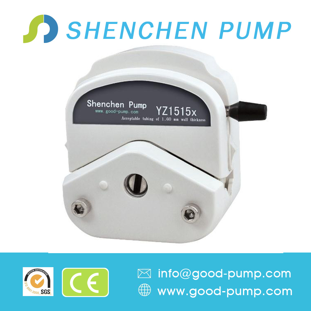 Micro Peristaltic Pump OEM of Yz1515X Type 12 Voltage Shenchen