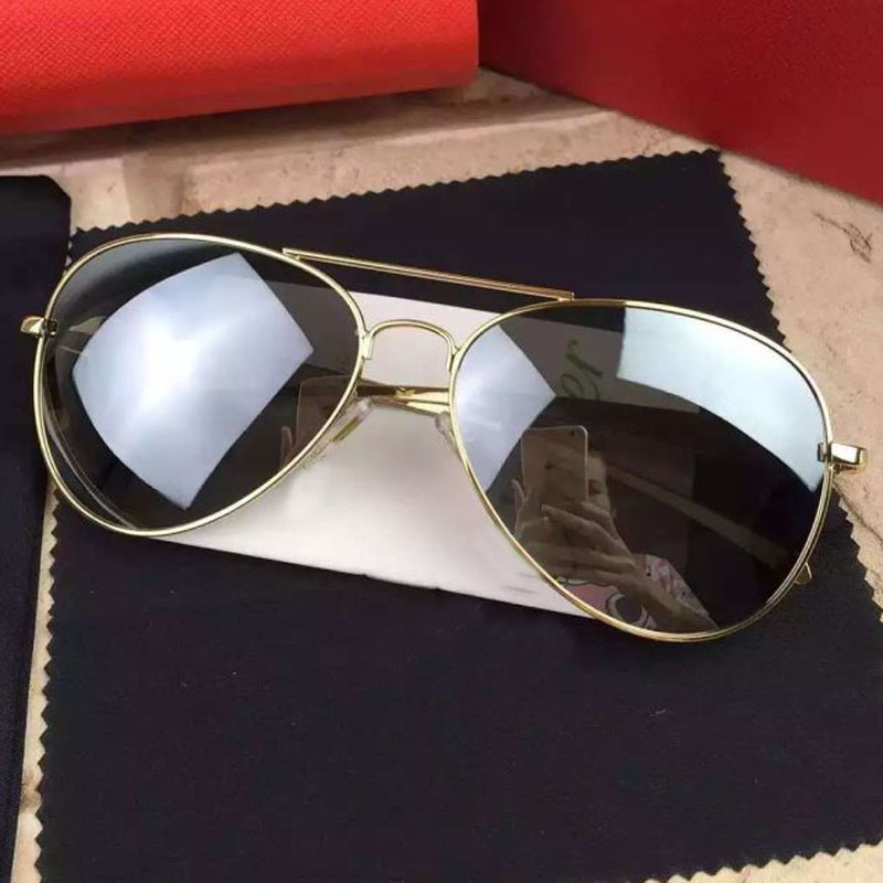 2016 Fashion Mirror Polarized Sunglasses for Man/Woman