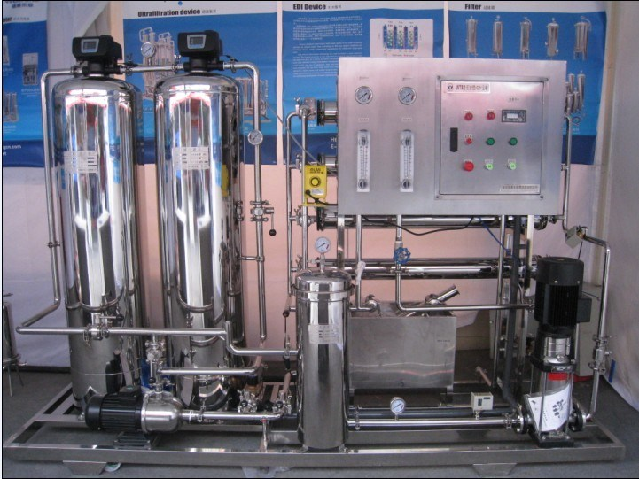 China Automatical Reverse Osmosis Deionized Water System ...