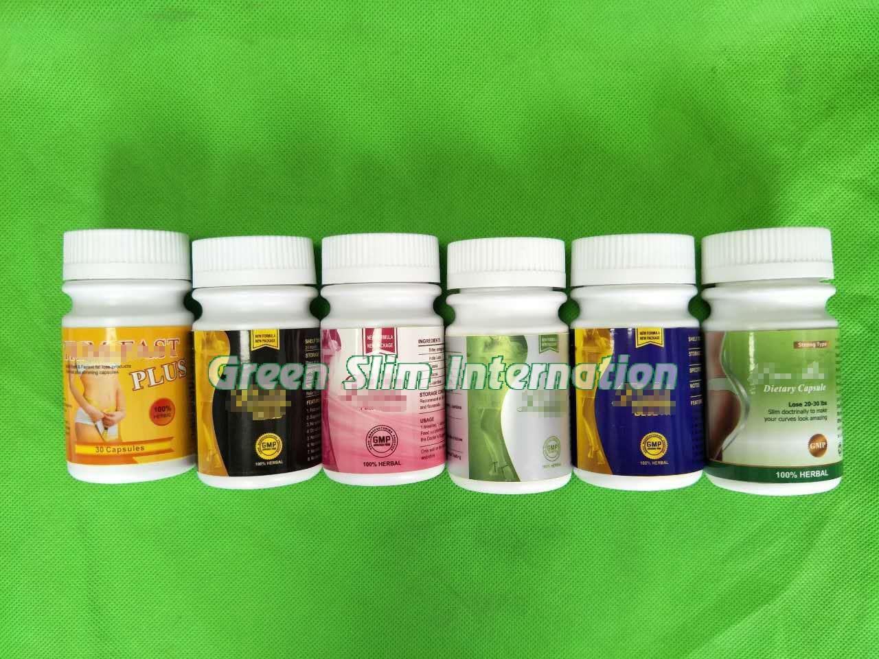 Citrus Fit Orange Grey Slimming Diet Pills Weightloss Slimming Capsule