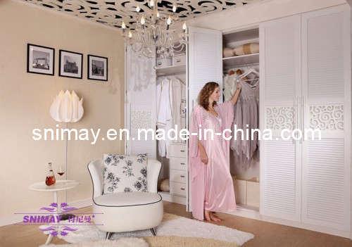 Minori Series E1 Grade MDF Wardrobe Home Furniture (SNC2010913)