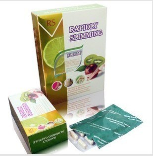 Rapidly Slimming Capsules Weight Loss Pills