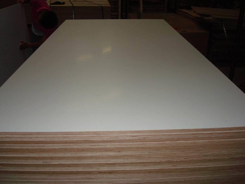 China melamine faced plywood blockboard