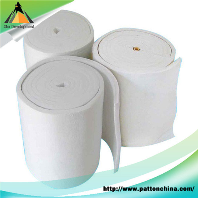 128kg/M3 Ceramic Fiber Blanket