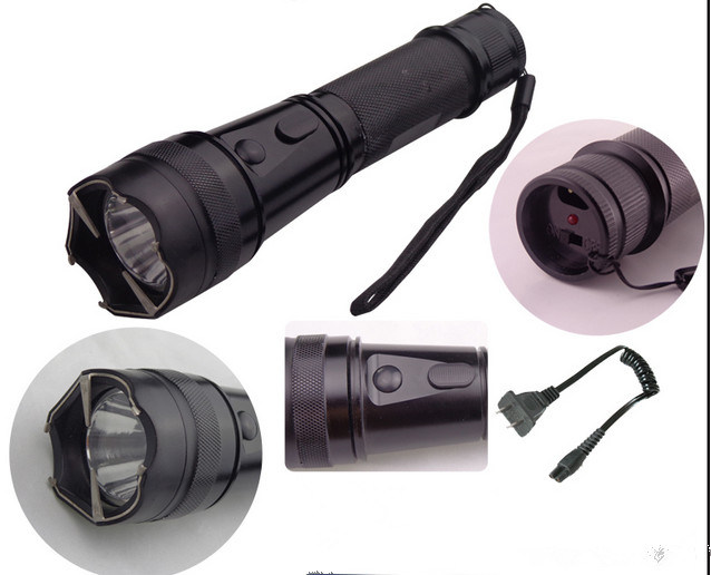 Best Quality Military Flashlight Stun Guns -- Z-Shock