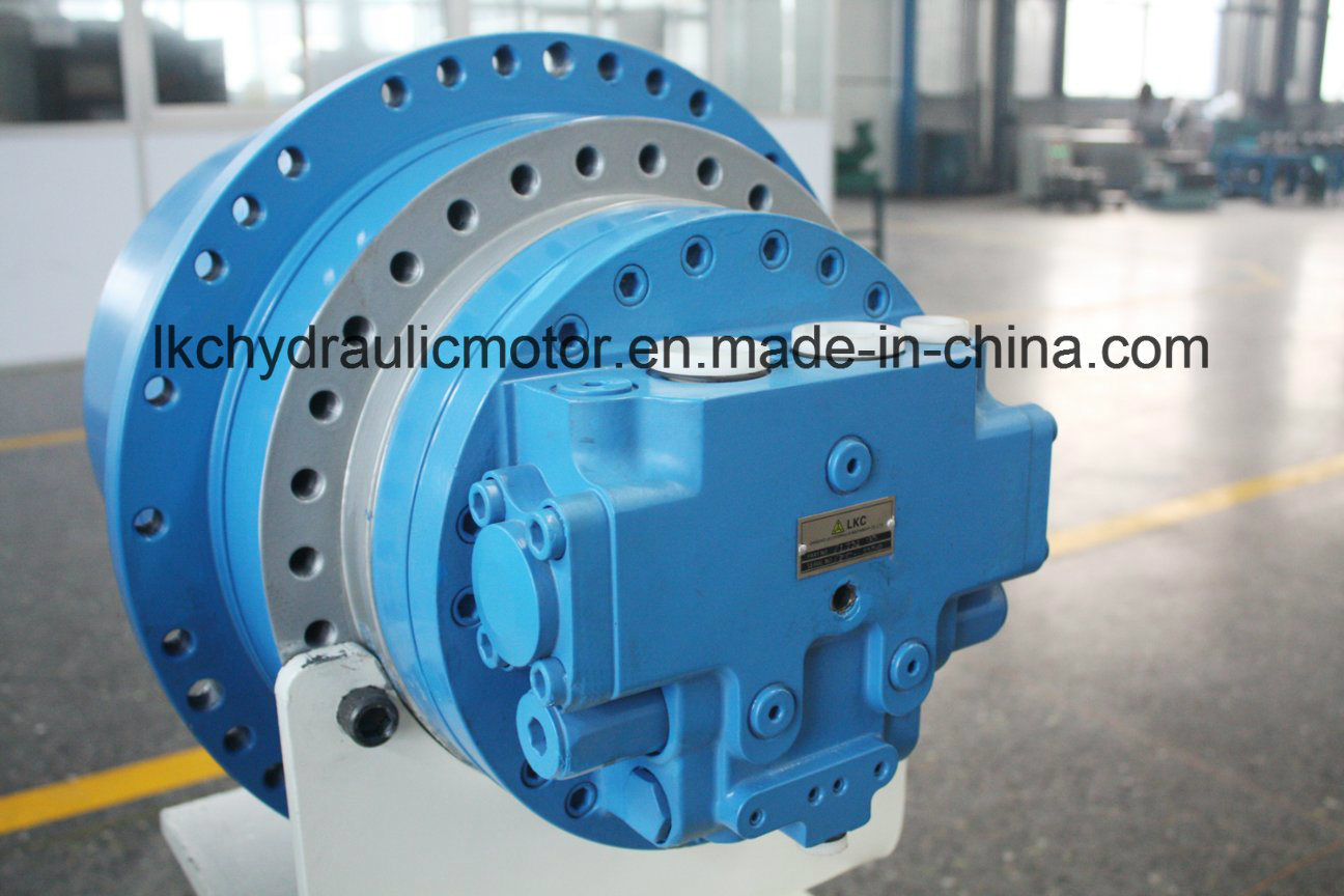 Hydraulic Gear Motor Assy for 13t~16t Caterpillar Excavator