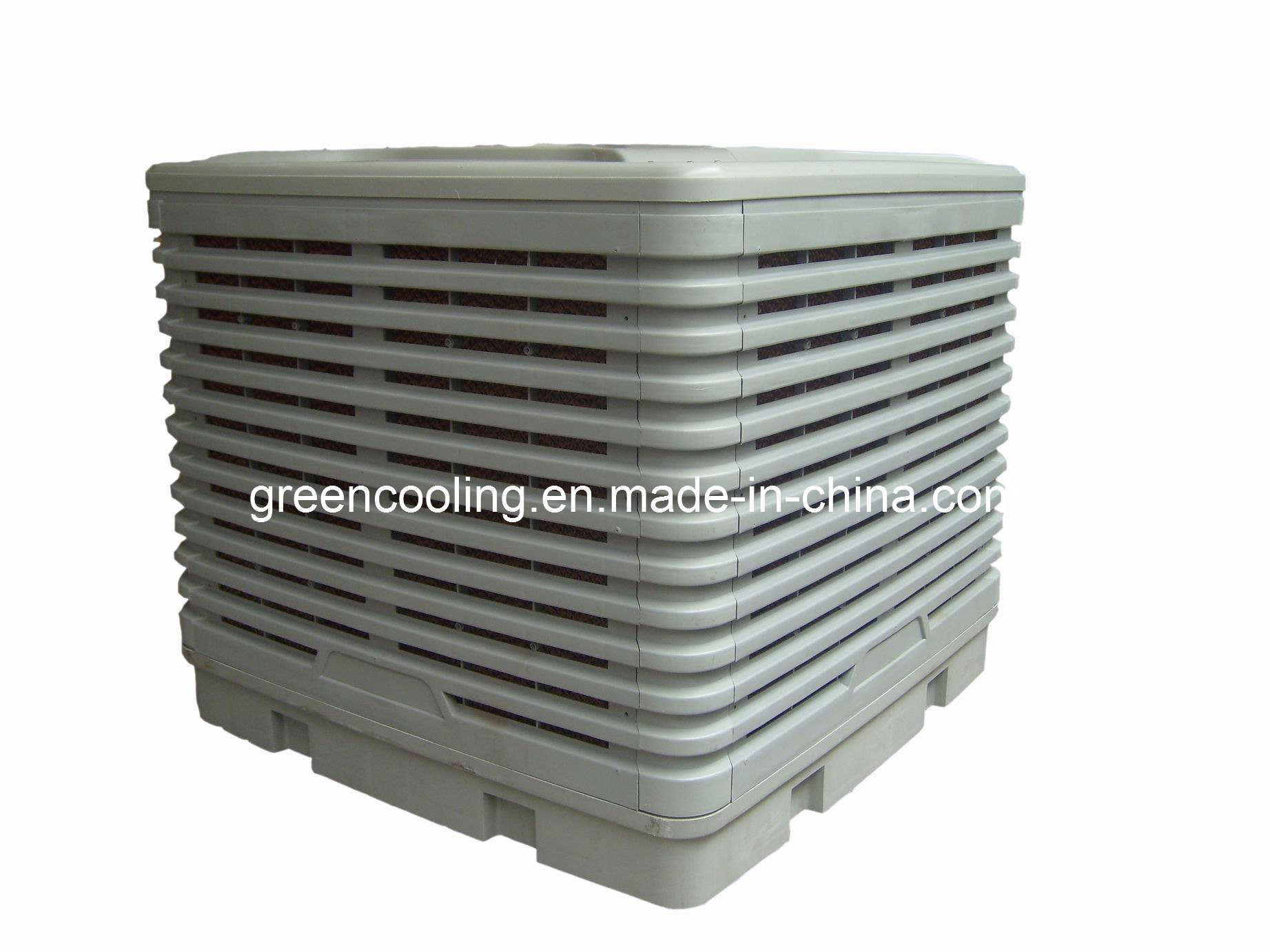 Air Coolers (GL30 ZS31A) China Axial Evaporative Air Coolers #4C5059