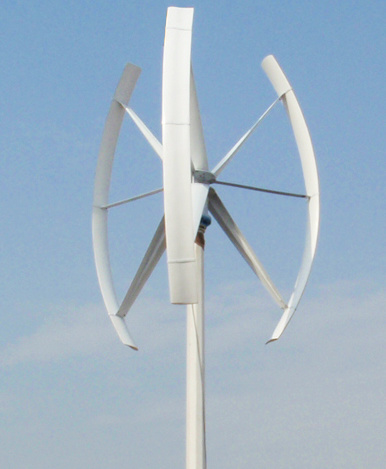 China Fdv-3kw Low Starting Wind Generator with CE Photos & Pictures ...