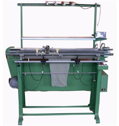 14G Semi-Automatic Flat Knitting Machine