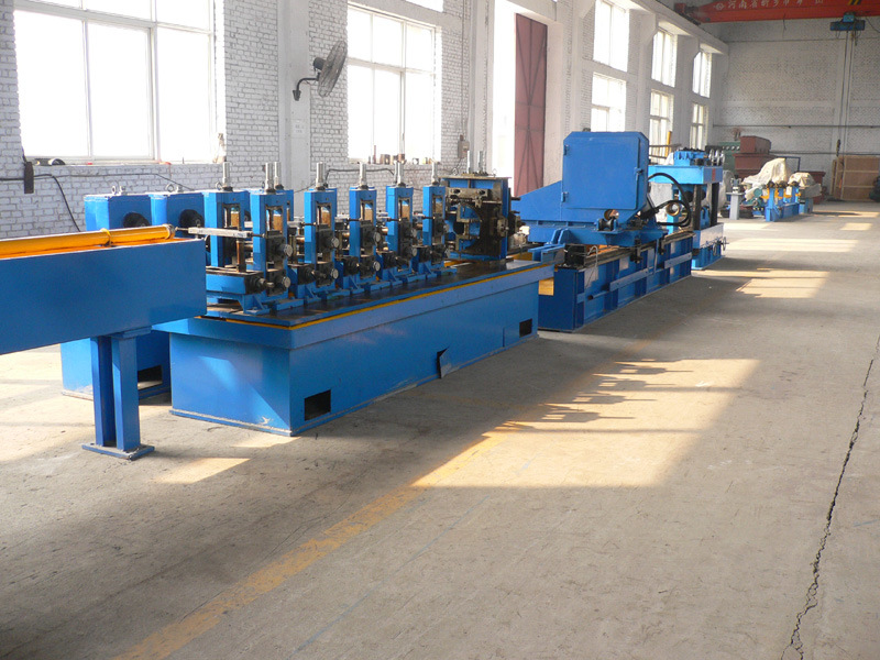20-76mm High Frequency Welded Carbon Steel Tube Mill Line/Steel Pipe Making Machine
