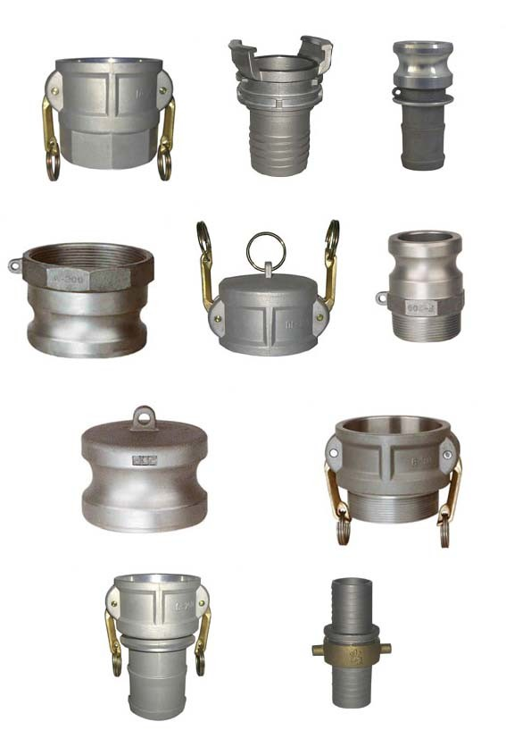 China quick coupling fittings