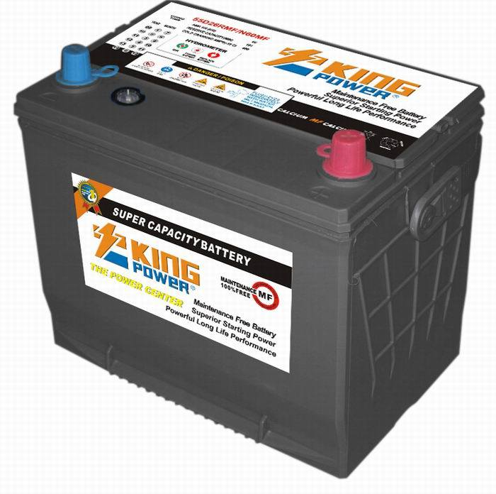 Lead acid car battery specifications 6th