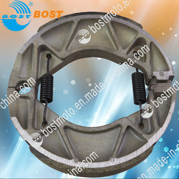 High Quality Motorcycle Parts Brake Shoe Bws125