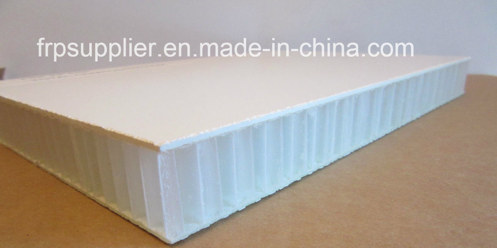 PP Honeycomb Cored FRP Composite Panel