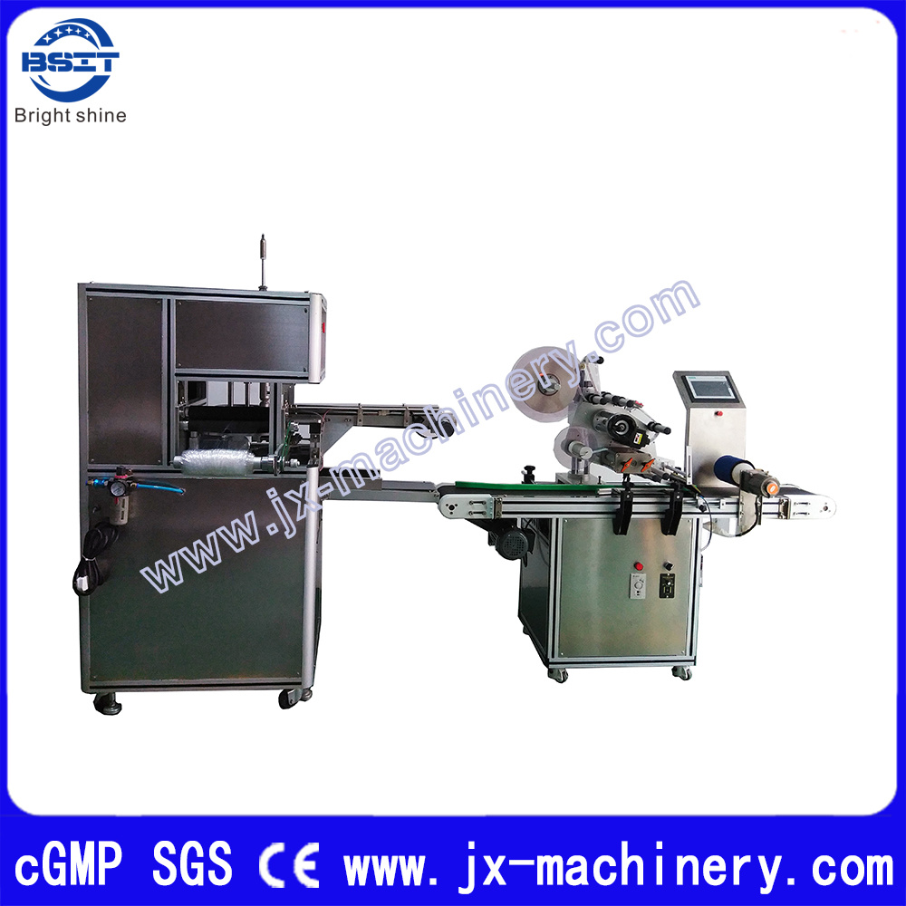 Good Quality Ht-980A Bar Soap Stretch Wrapper Packing Machine for 13-20PCS/Min
