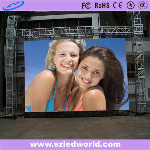 Slim P4 Rental Indoor/Outdoor LED Display Screen Panel board for Stage Performance