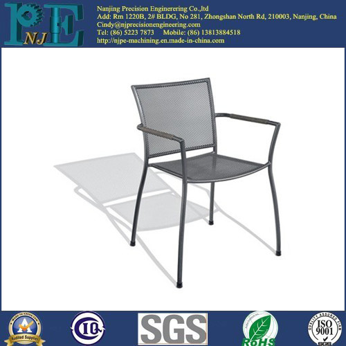 Customized Aluminum Welding Bending Chair