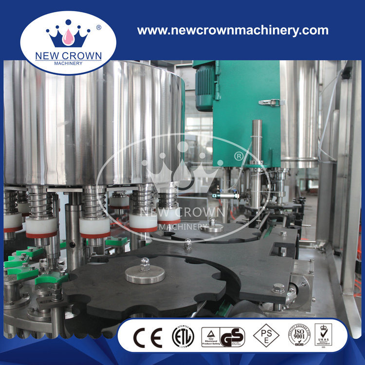 Automatic Beverage Can Filling Machine