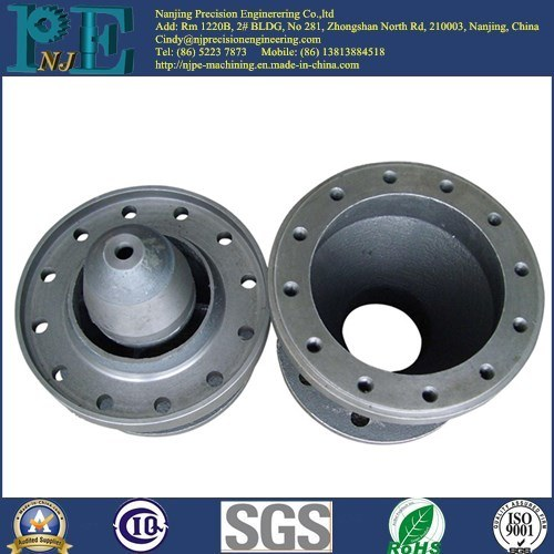 Customized Al 6061-T6 Casting Car Fittings