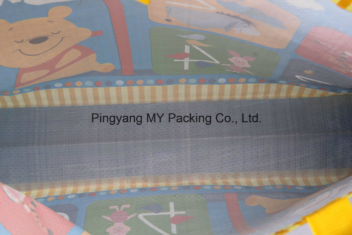 Experience Factory PP Woven Promotional Bag for Supermarket