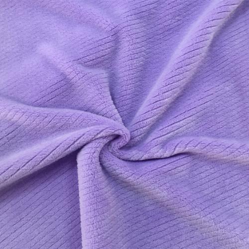 100% Polyester Twill 1 Jacquard Flannel Fleece