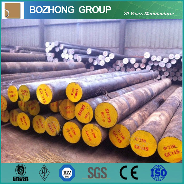 SAE 52100 Alloy Bearing Steel Round Bar