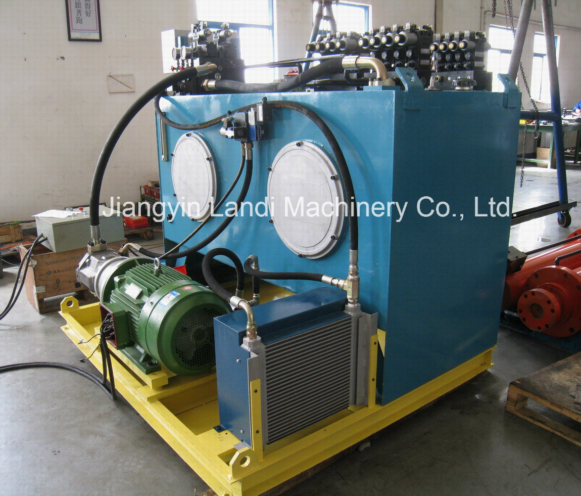 Customized Hydraulic Power Pack (Hydraulic Power Unit) for Hydrostatic Tester