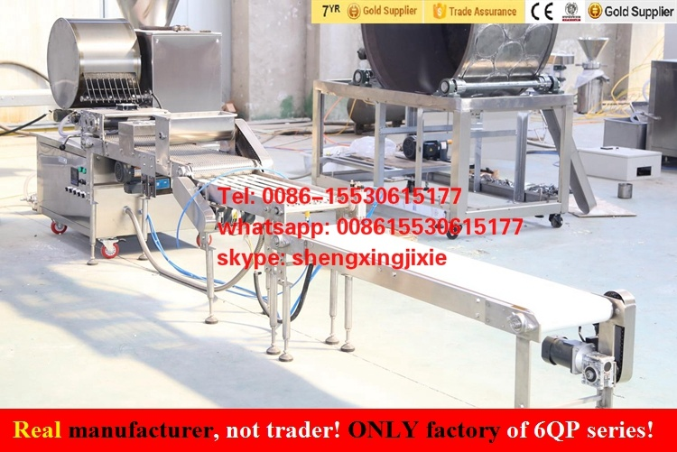 Auto Samosa Pastry Machinery/Spring Roll Pastry Machine/Injera Machinery/Crepe Machine Manufacturer/Factory