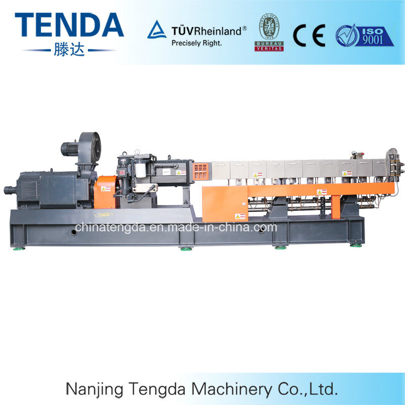 Fully Aumotic High -Torque Twin Screw Extruder for Granule
