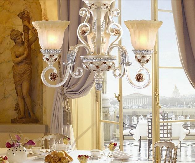 Many Bulbs Ceiling Lamp with Energy Saving