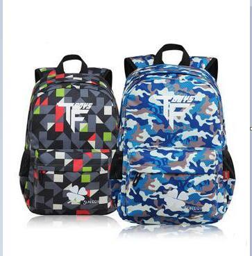 OEM Fashion School Backpack Bags