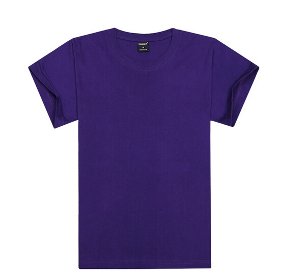 Cheap Customize Personalized Cotton/Polyester Men Plain T Shirts
