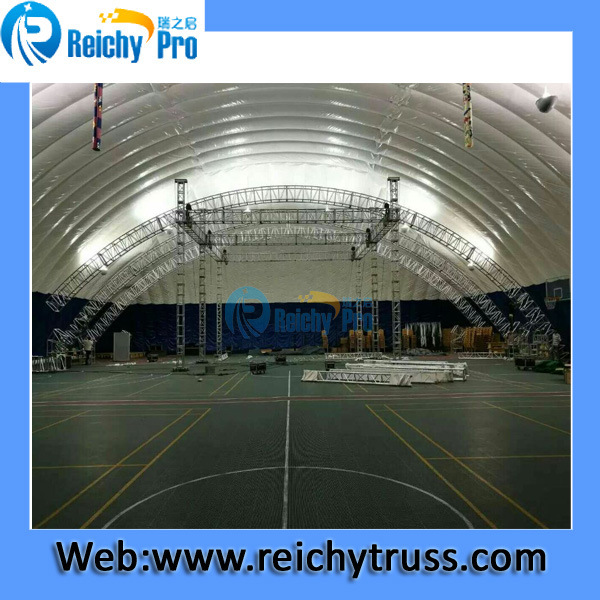 Aluminum Exhibition Truss, Exhibition Truss System, Exhibition Booth Design