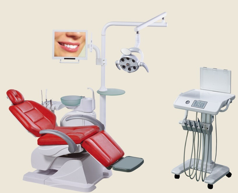 CE Approved Luxury Computer Controlled Dental Unit