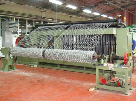 Welded or Woven Stone Cage Gabion Wire Mesh