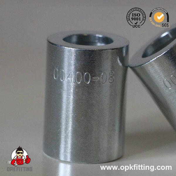 Hydraulic Crimp Hose Ferrules (00400)