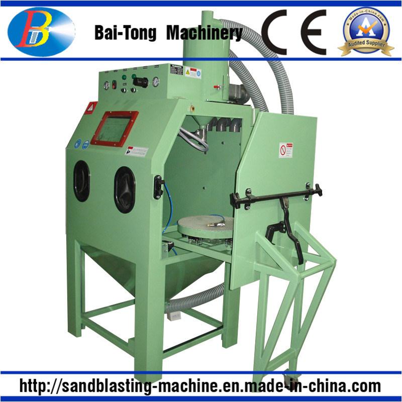 Compact Structure Manual Sandblasting Machine